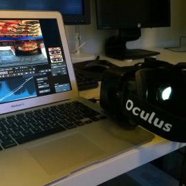 Oculus Rift support in SCRATCH