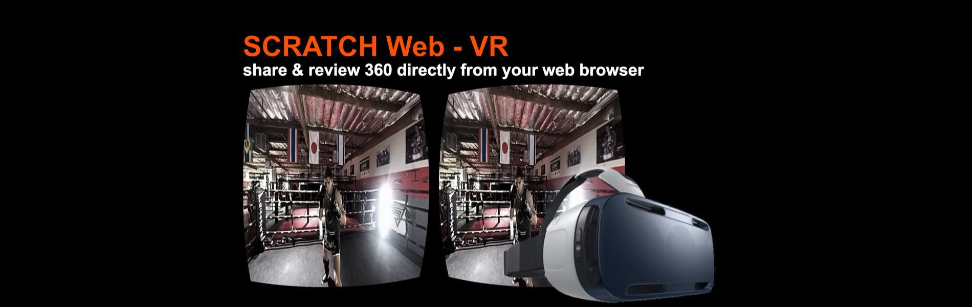 SCARTCH Web - VR